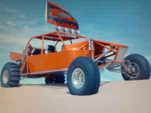 UTV Trader :: 2004/2010 Buckshot X5 long travel sand car