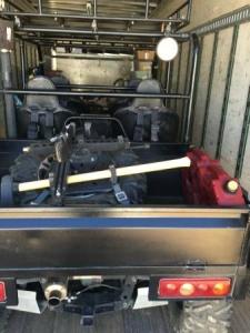 UTV Trader :: 2012 R4 JOYNER 4 SEAT OFF ROAD 4X4 ATV & TRAILER