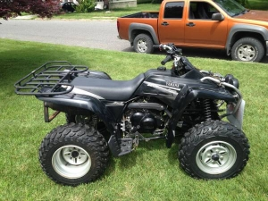 Yamaha Wolverine  For Sale In Oklahoma