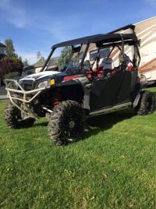 UTV Trader :: 2012 RZR 800 EPS 4 seater