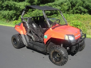 utv trader 2011 polaris ranger rzr 170 youth side by side utv. Black Bedroom Furniture Sets. Home Design Ideas